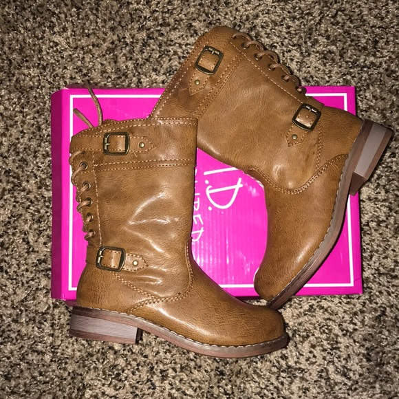 6763170a98b ⭐️Brand New Boots size 10 toddler Girl⭐️ NWT